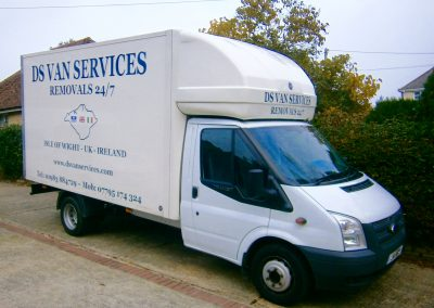DS Van Services